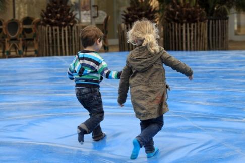 Fysisk aktive barn mindre deprimerte