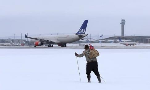 Dette må du huske på hvis du skal fly i vinterferien