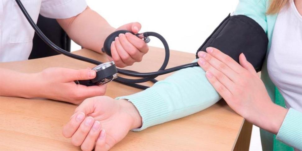 Hvordan få ned blodtrykket