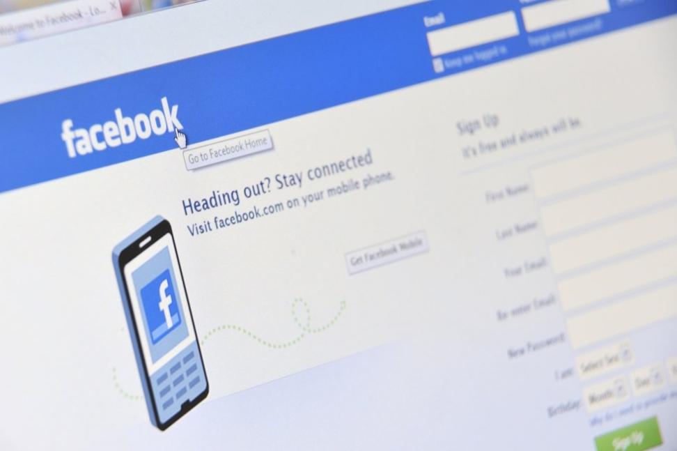 En kapret Facebook-konto kan brukes som utgangspunkt for svindel. Illustrasjonsfoto: Colourbox.com.