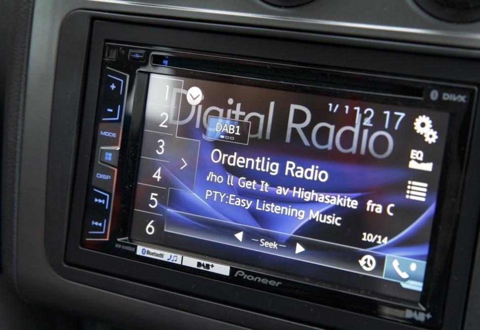 I 2017 slukkes FM-nettet og DAB overtar over hele landet. Først ut er Nordland klokken 11.11 onsdag. Foto: Gorm Kallestad / NTB scanpix