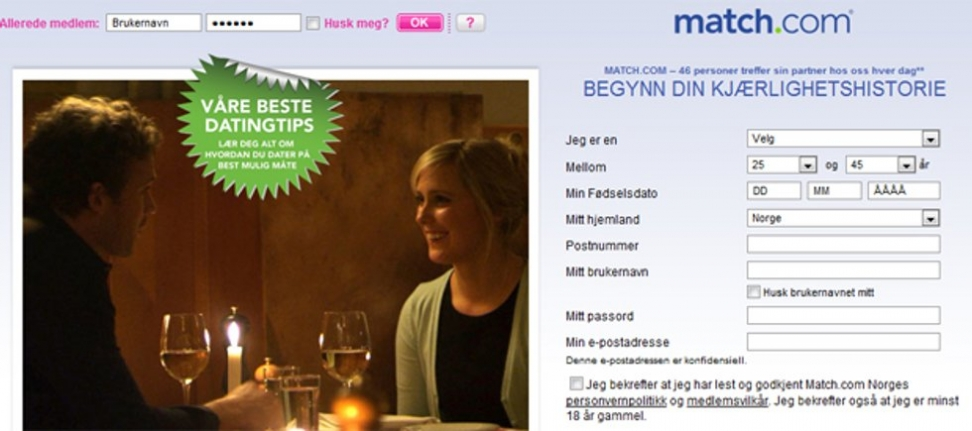 dating nettsider sex skien