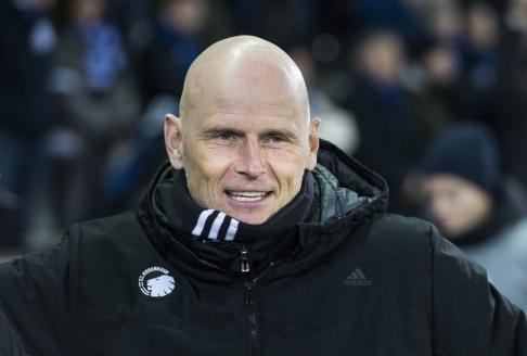 Solbakken årets trener i dansk fotball