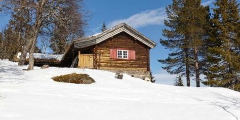 – Vi føler oss priviligerte som fikk kjøpe hytta