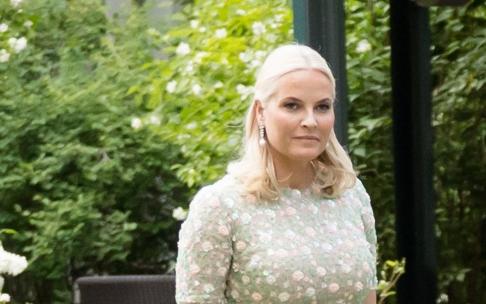 Kronprinsesse Mette-Marit feirer 44-årsdagen privat