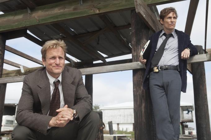 HBO's «True Detective» Season 1 / Director: Cary Fukunaga