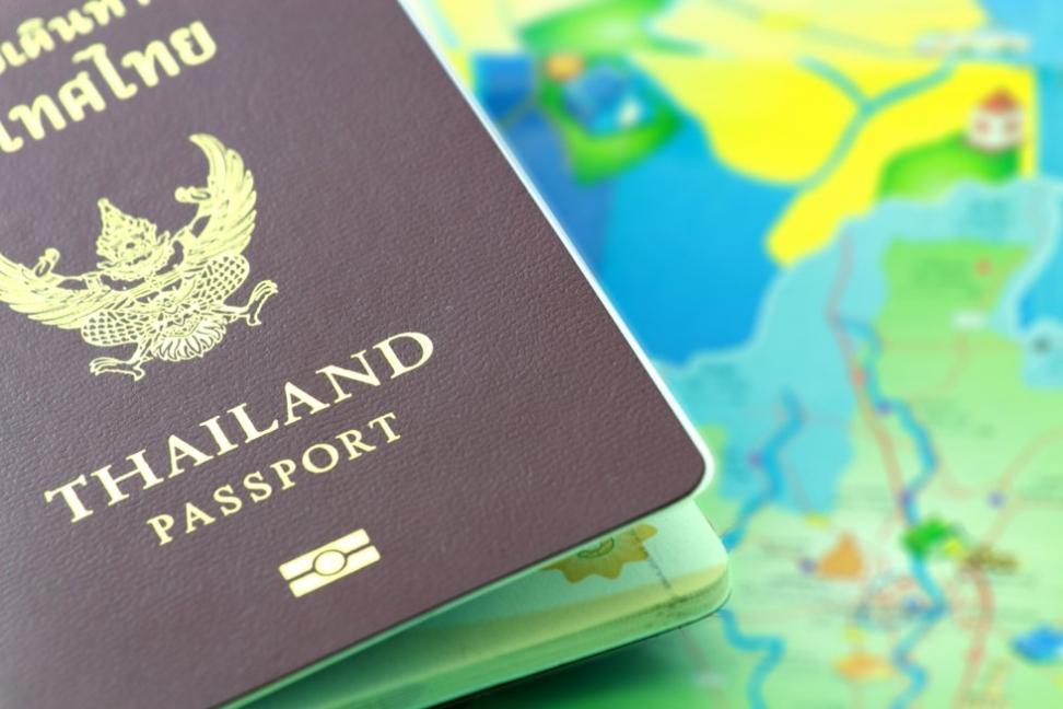 Thailand innfører 10-årsvisum for 50+ for velstående utlendinger. Foto: Colourbox.com