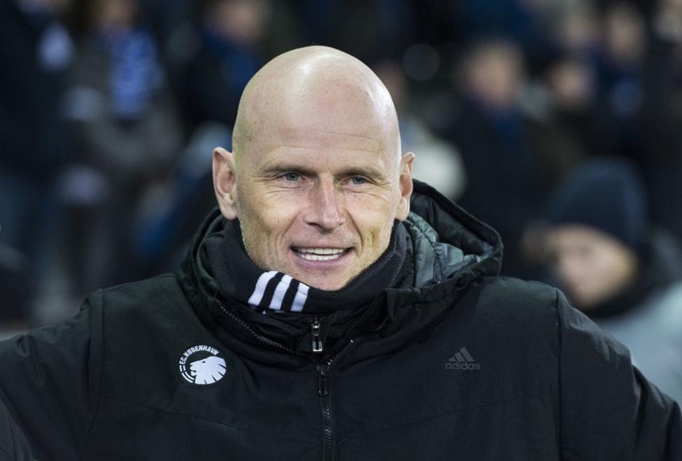 FC København-trener Ståle Solbakken har blitt kåret til årets trener i Danmark 2016. Foto: Anders Kjærbye / Scanpix Danmark / NTB scanpix Foto: NTB scanpix