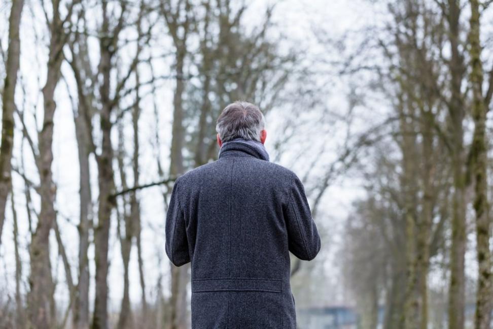 Jarle Holseter i UtsattMann forteller at mange av mennene de er i kontakt med venter lenge med å fortelle om voldtekt og overgrep. De fleste er i aldersspennet fra 30-60 år.